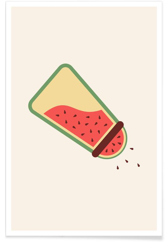 Rolig, Watermelon Sugar Poster