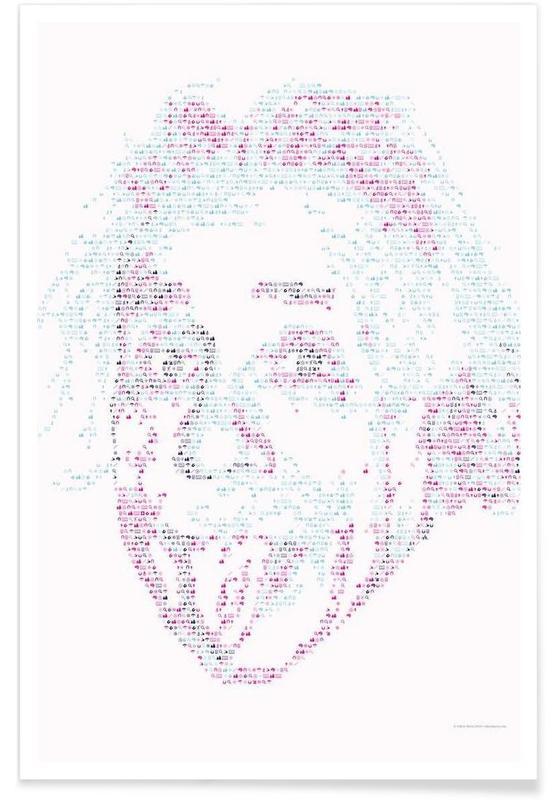 , Albert -Poster