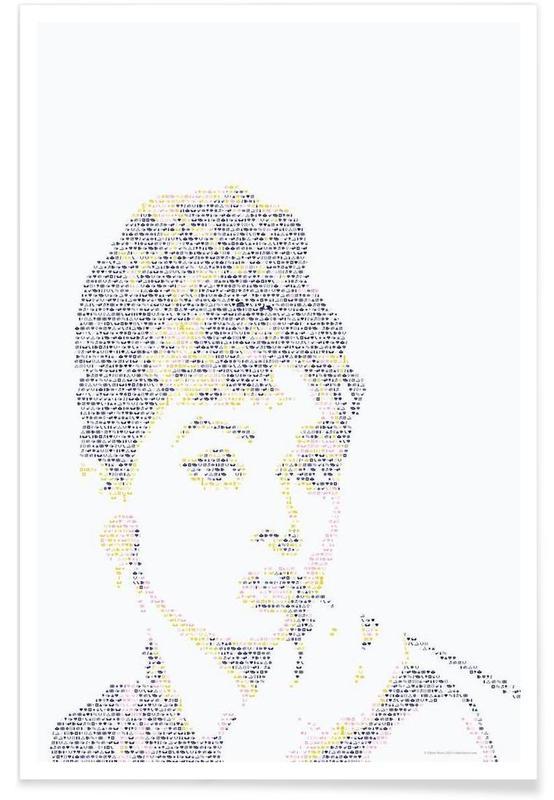 Audrey affiche