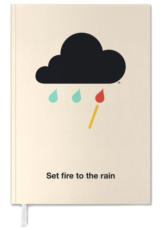 , Ad Fire Rain -Terminplaner