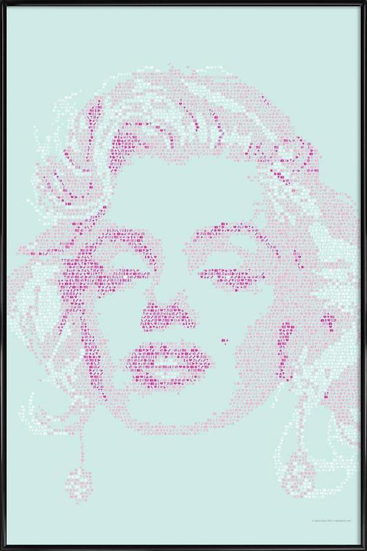 Marilyn Framed Poster