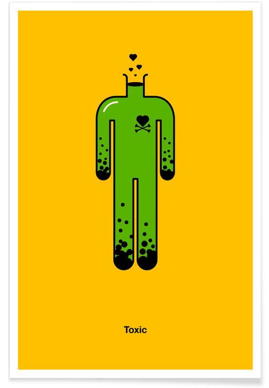 , Toxic Poster