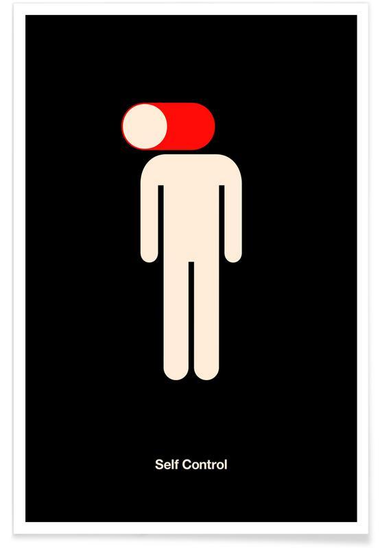 Hip Hop & Rap, Self Control Plakat