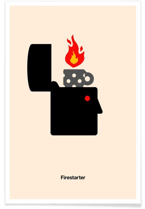 , Firestarter Poster