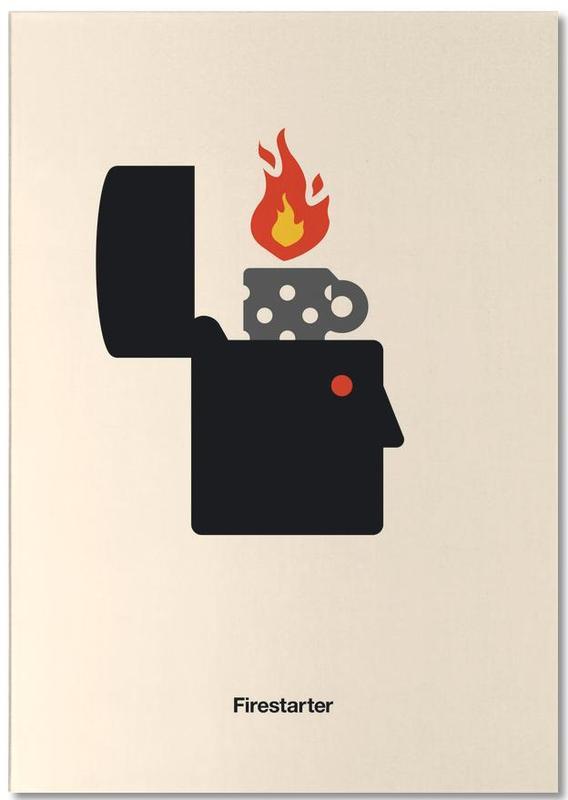 , Firestarter Notepad