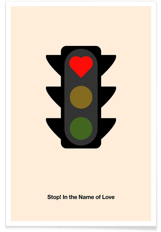 , Stop! In the Name of Love -Poster