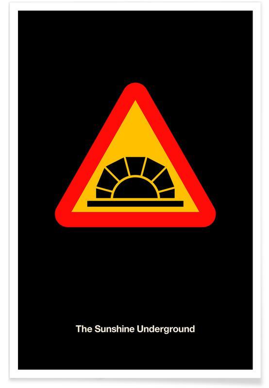 , The Sunshine Underground affiche