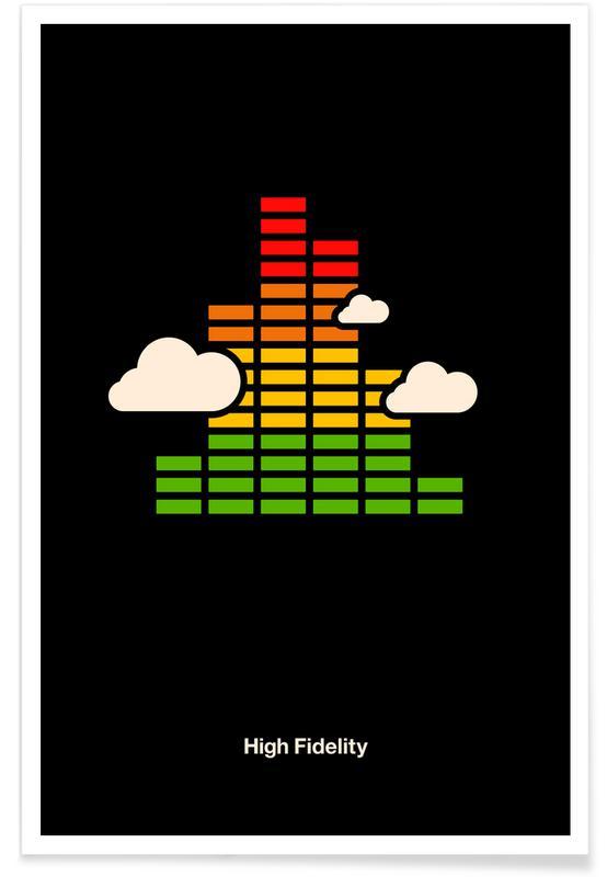 Rock, High Fidelity affiche