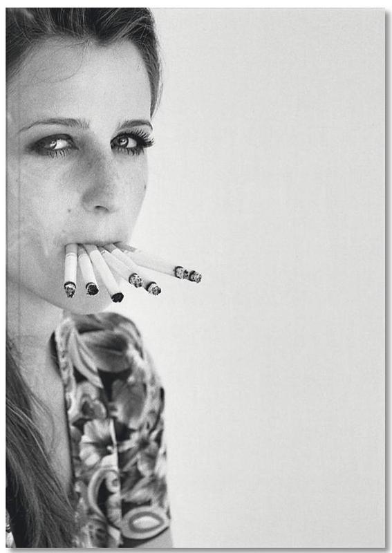 Noir & blanc, Smoke Notebook