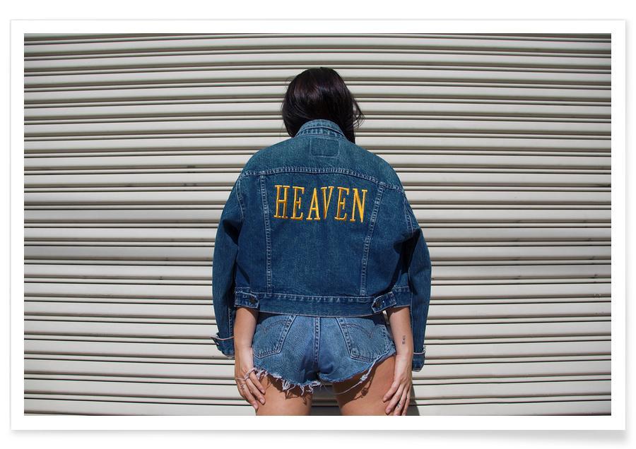 Modefotografie, Heaven -Poster