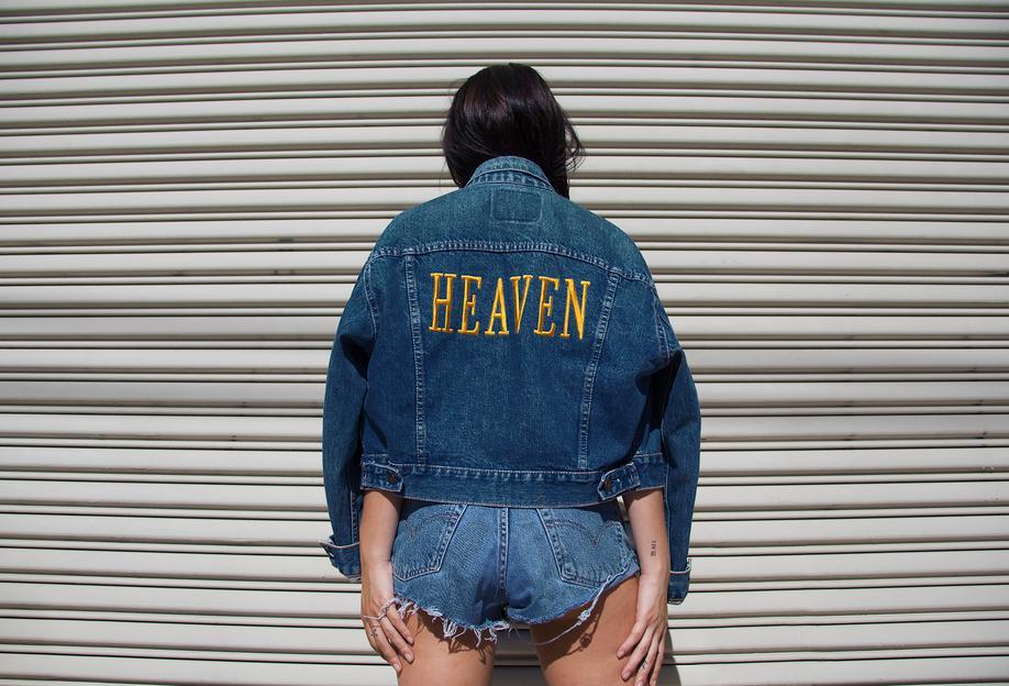 Heaven -Alubild