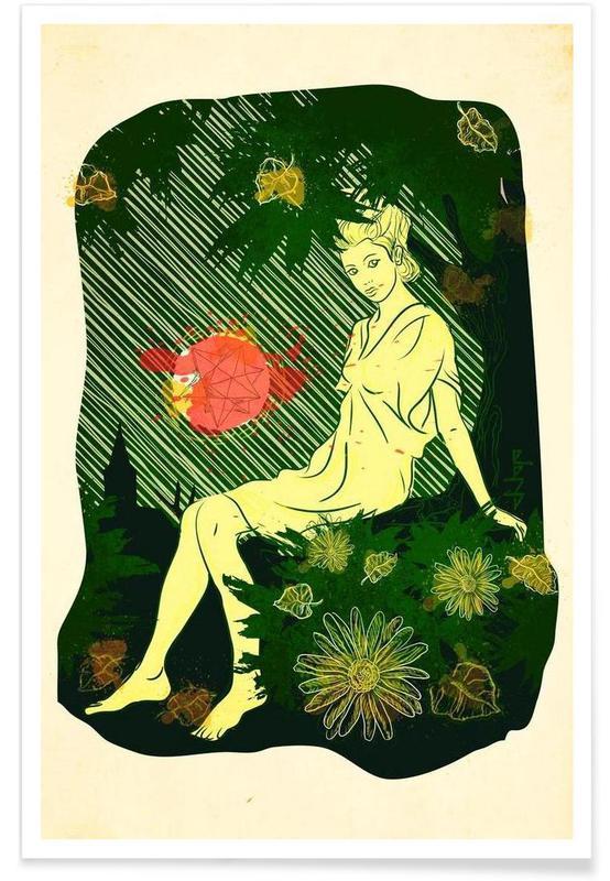 Rêve, Divina Melancholia affiche