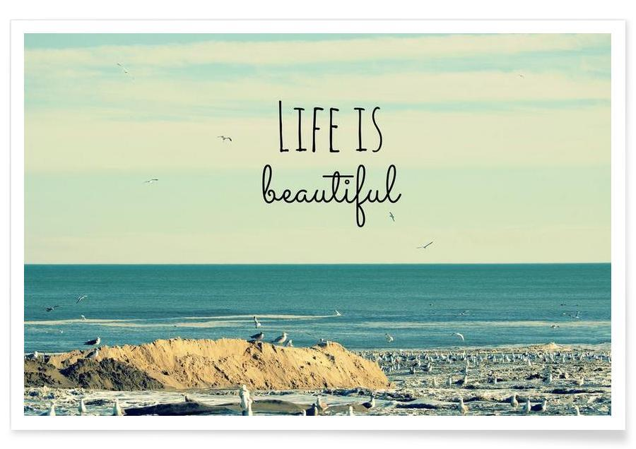 Life is Beautiful affiche