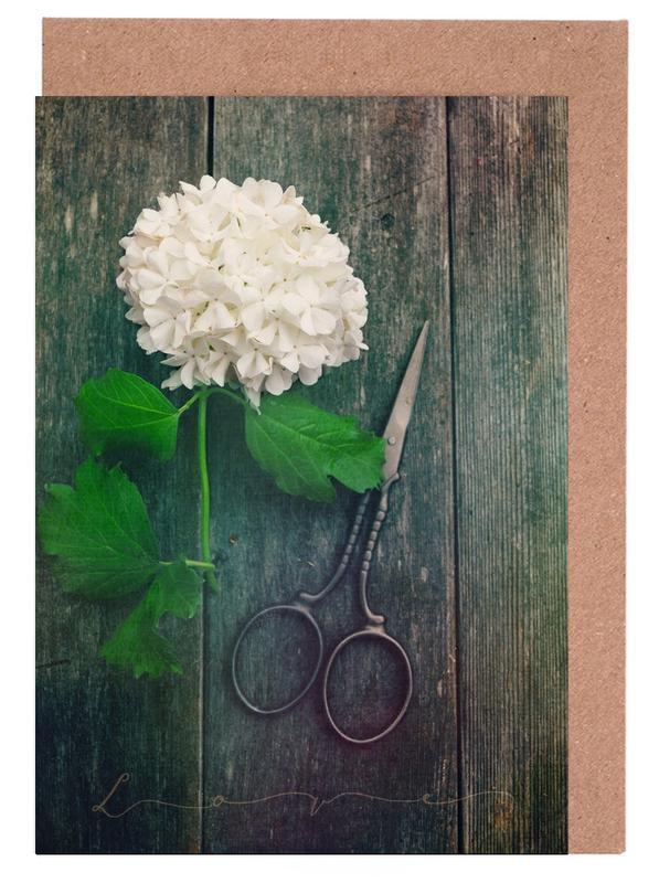, Love Greeting Card Set
