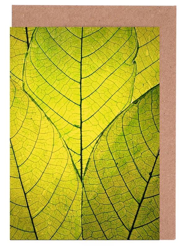 Every Leaf A Flower Greeting Card Set