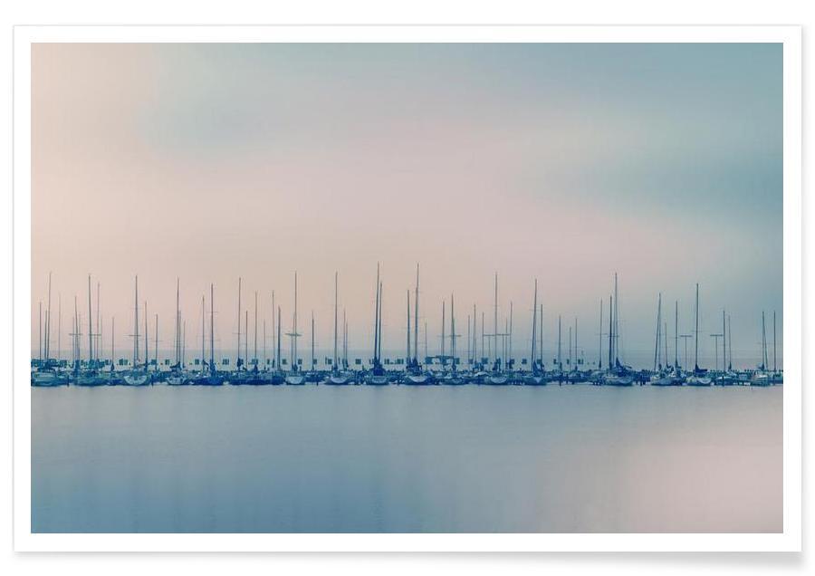 Boats, Sails Poster