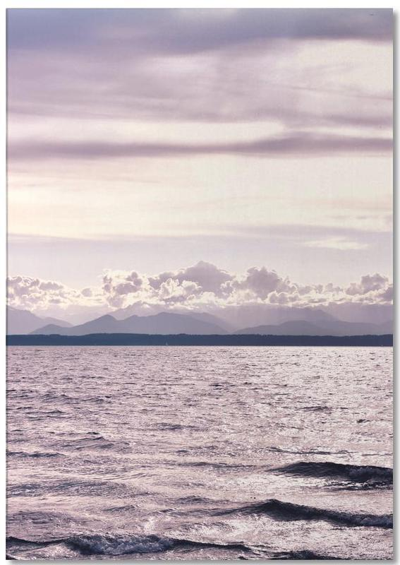 Ocean, Lake & Seascape, On the Other Side Notepad