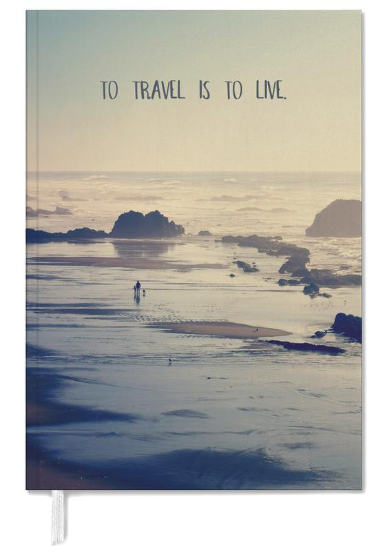 To Travel Is to Live -Terminplaner