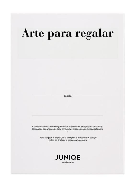 , JUNIQE - Tarjeta regalo digital