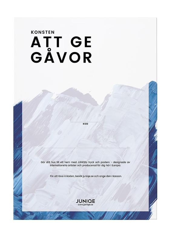 JUNIQE - Presentkort